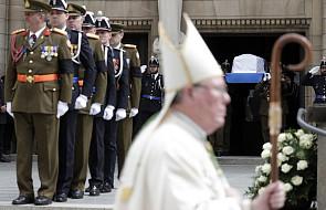 Luksemburg: pogrzeb emerytowanego wielkiego księcia Jana. Został pochowany w królewskiej krypcie pod katedrą