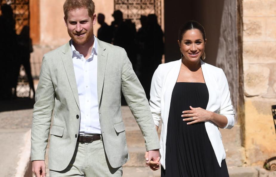 Wielka Brytania: Księżna Meghan urodziła syna