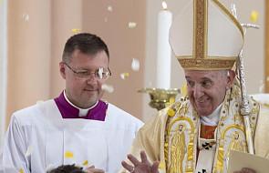 Franciszek podziękował Bułgarom za organizację jego wizyty w tym kraju