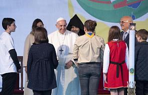 Franciszek: każdy z nas jest powołany, aby stać się budowniczym pokoju