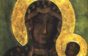 Policja zatrzymała 51-latkę podejrzewaną o profanację wizerunku Matki Bożej Częstochowskiej w Płocku