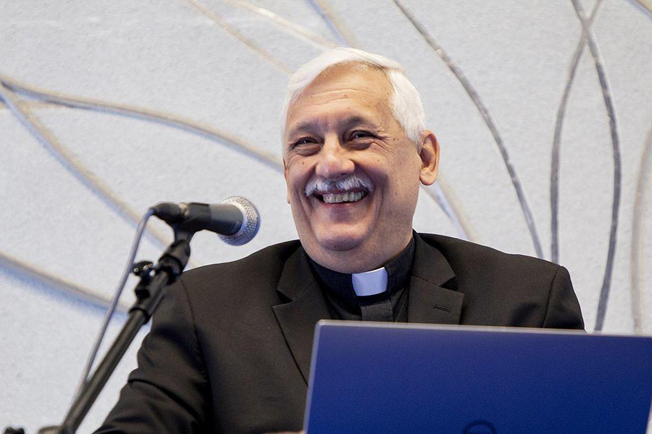 Arturo Sosa SJ do studentów Ignatianum: uniwersytet nie jest tylko miejscem przekazywania wiedzy - zdjęcie w treści artykułu