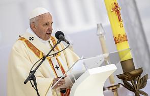 Franciszek w Skopje: Niech Pan zaspokoi nasz głód i pragnienie [DOKUMENTACJA]