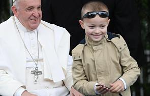 Franciszek do młodzieży macedońskiej: napawa mnie nadzieją, gdy widzę takich młodych ludzi