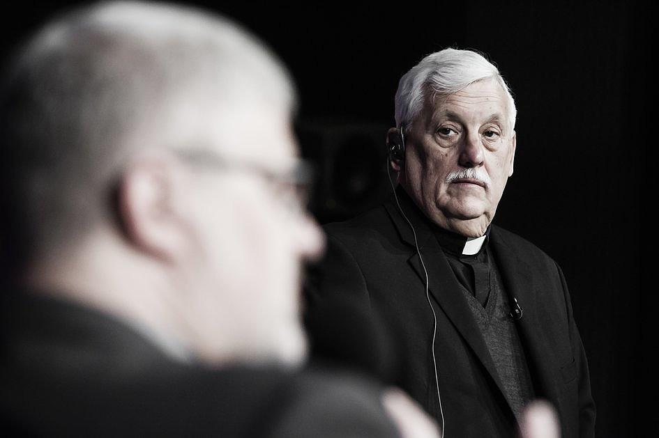Generał jezuitów: media nie powinny milczeć, lecz mówić prawdę w sposób wyzwalający i nie piętnujący - zdjęcie w treści artykułu nr 1