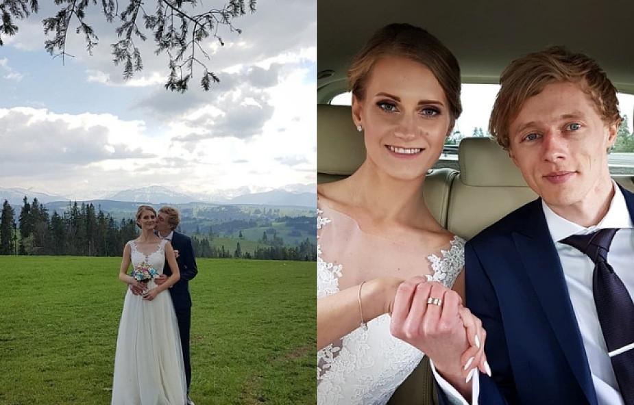 Dawid Kubacki wziął ślub. Przed nim nowy rozdział życia