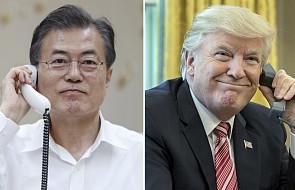 Prezydenci USA i Korei Płd. rozmawiali o pomocy humanitarnej dla Korei Płn.