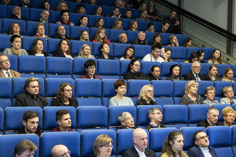 Arturo Sosa SJ do studentów Ignatianum: uniwersytet nie jest tylko miejscem przekazywania wiedzy - zdjęcie w treści artykułu nr 1