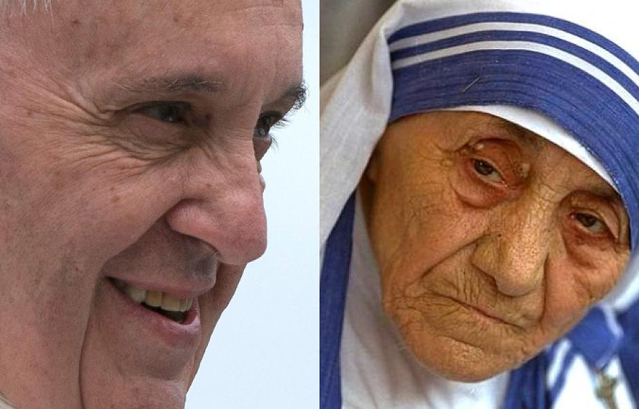 Modlitwa papieża Franciszka w Domu Pamięci Matki Teresy