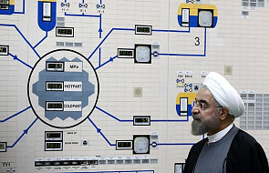 Iran zawiesza wypełnianie niektórych zobowiązań umowy nuklearnej