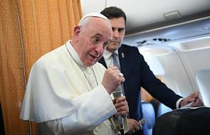 Ile pracy ma papież? Franciszek zdradził sekret swojej wytrzymałości