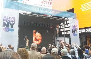 To największa akcja pro-life w historii stanu Nowy Jork i odpowiedź na radykalnie liberalne prawo aborcyjne