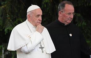 Franciszek zawierzył Bogu mieszkańców Bułgarii i Macedonii Północnej