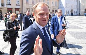 Tusk: po wyborach do PE odbędzie się szczyt unijny