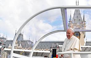 Papież w Jassach modlił się przy relikwiach męczennika czasów komunizmu