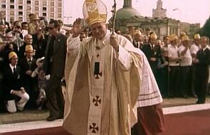 Film o pierwszej pielgrzymce Jana Pawła II do Polski dostępny w Internecie