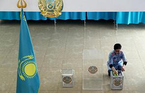 Kazachstan: 500 zatrzymanych podczas wyborów
