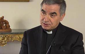 Kardynał Becciu: można być gejem i być dobrym księdzem