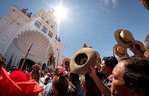 Hiszpania: milion pielgrzymów u Matki Bożej Blanca Paloma w Andaluzji