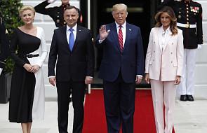 Prezydenci Polski i USA podpisali porozumienie ws. zwiększonej obecności wojsk USA
