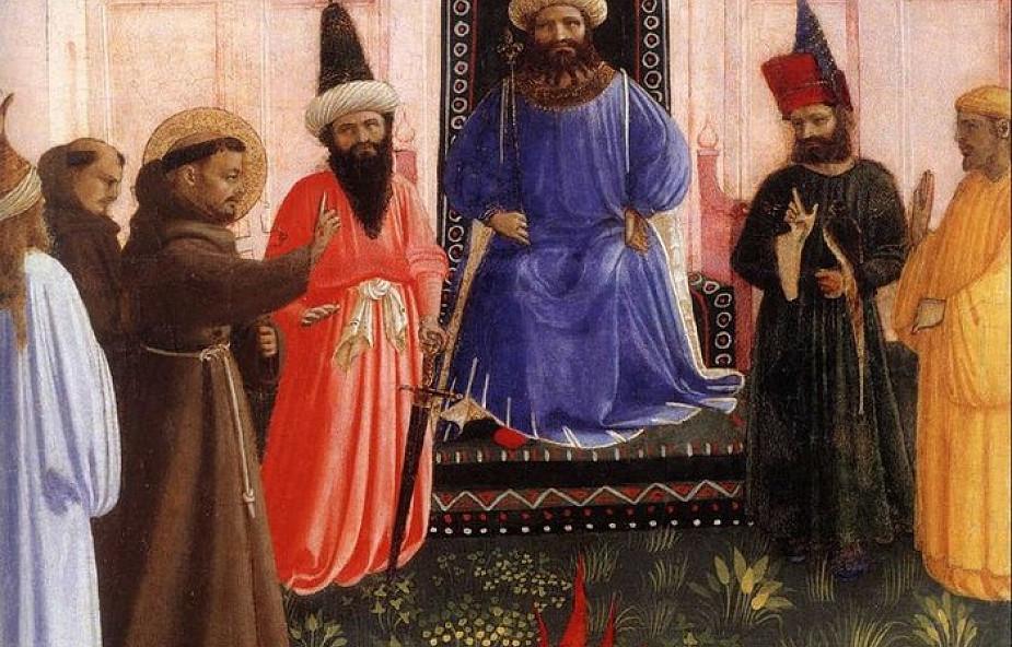 Pisząc tę piękną modlitwę św. Franciszek mógł inspirować się... islamem