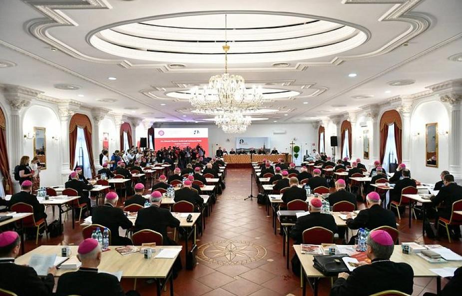 Zakończyło się zebranie plenarne KEP w Wałbrzychu [SYNTEZA]