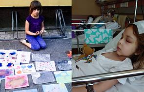 7-latka postanowiła pomóc ciężko chorej dziewczynce. To, co zrobiła, wzruszyło całą Polskę