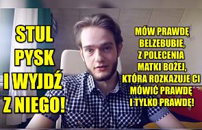 Mikołaj Kapusta o działalności ks. Dominika Chmielewskiego: to jest kpina z Maryi