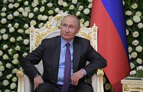 """Putin zarzuca USA """"walkę bez reguł"""" w kontekście sporów handlowych"""