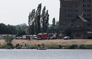 Na Wiśle rozbił się samolot Jak-52 - zginął pilot z Niemiec
