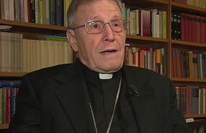 Kard. Kasper broni stanowiska papieża wobec rozwiedzionych