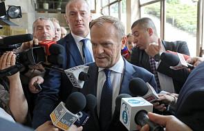 Komisja śledcza ds. VAT rozpoczęła przesłuchanie b. premiera Donalda Tuska