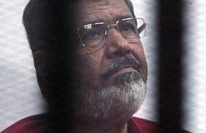 Egipt: były prezydent Mohammed Mursi zmarł w sądzie