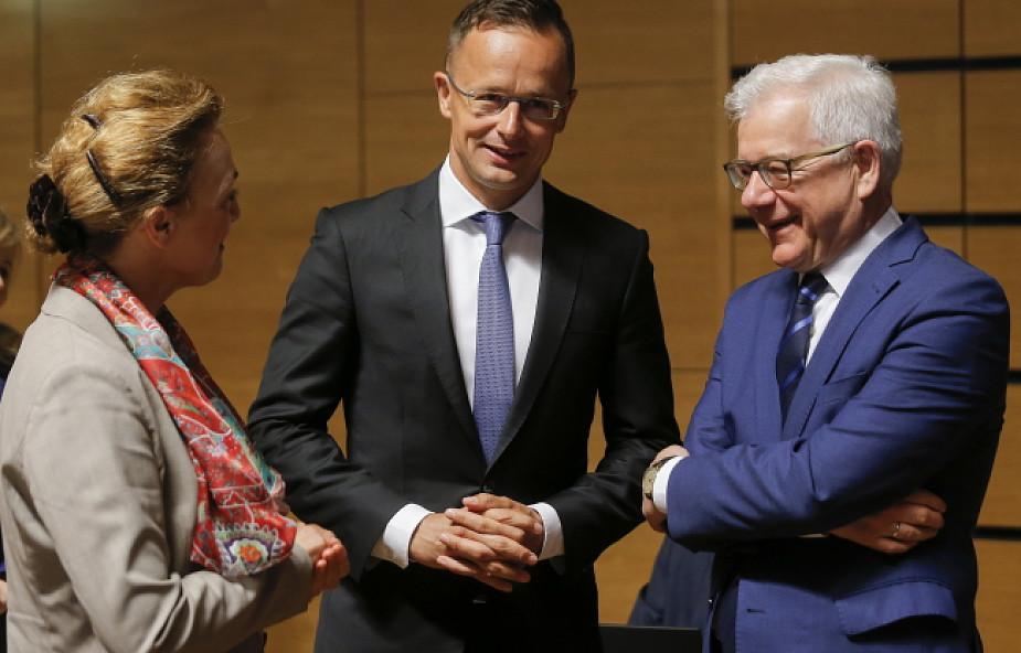 UE: Czaputowicz proponuje, by sankcje wobec Rosji przedłużano o rok