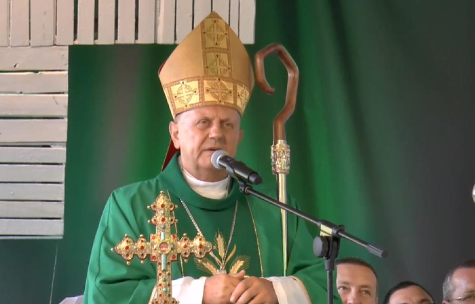 Bp Pikus podziękował papieżowi za możliwość przejścia na wcześniejszą emeryturę
