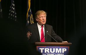 """D. Trump: """"odbyłem bardzo dobrą rozmowę telefoniczną z prezydentem Chin, spotkam się z nim na szczycie G20"""""""