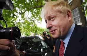 W.Brytania: były minister ds. brexitu poparł Johnsona na nowego premiera