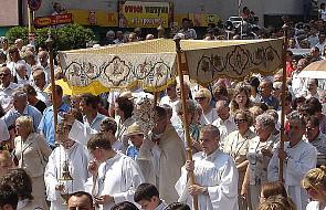 Przemyśl: w Boże Ciało wspólna procesja grekokatolików i łacinników