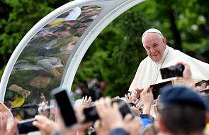 Franciszek o słowach, które Bóg nieustannie powtarza każdemu z nas