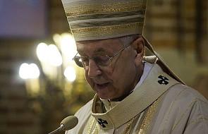 Abp Gądecki: nie każdy odpowiada miłością na miłość Chrystusa