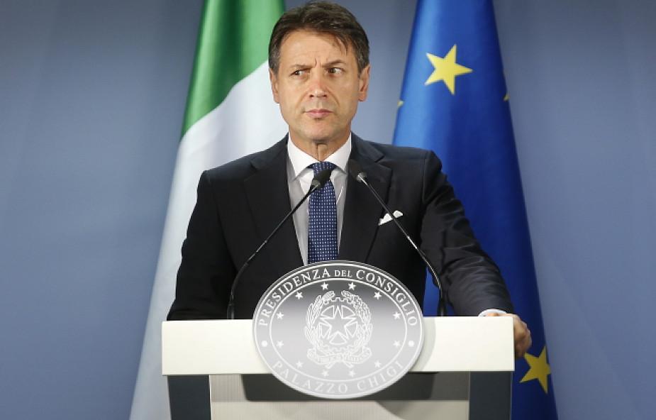 Włochy / Premier: sytuacja bardzo trudna w związku z groźbą procedury UE