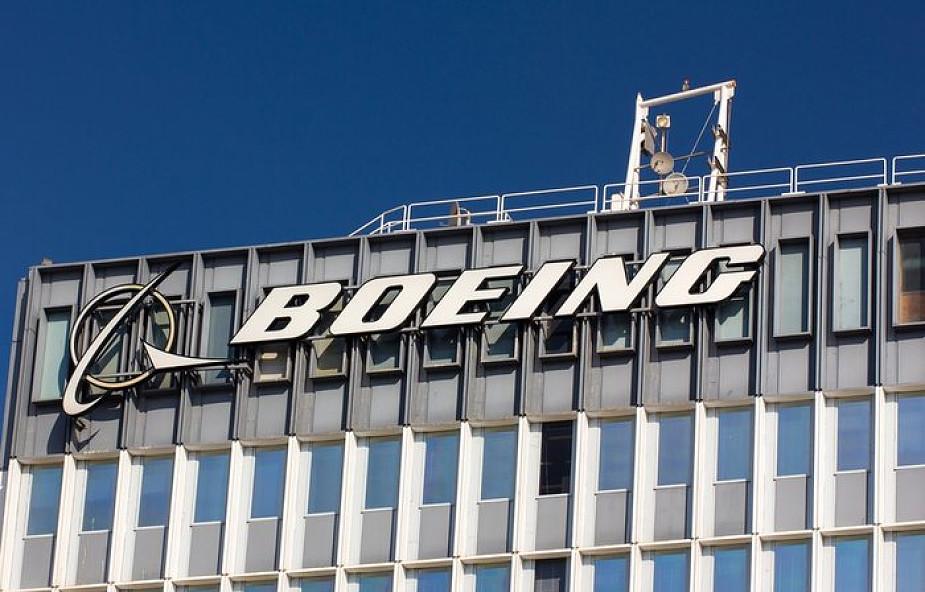 Media: 400 pilotów pozywa Boeinga za zatajenie wad konstrukcyjnych