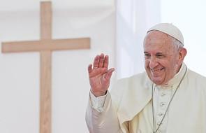Papież Franciszek ogłosił specjalny jubileusz dla wszystkich podróżujących samolotami