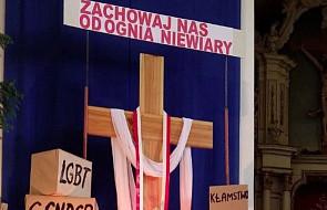 Publiczne znieważenie, czyli co może katolik