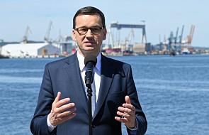 Morawiecki: nie chcemy uciekać od transformacji polskiej energetyki