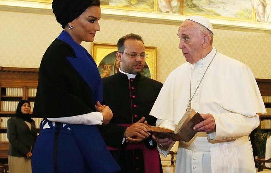 Franciszek przeprasza muzułmanów?
