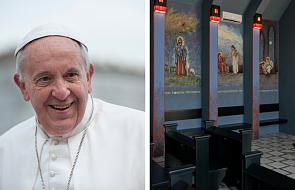 Kard. Krajewski o kaplicy, za którą modlił się papież: to najwspanialsza wiadomość, jaką mogłem dziś rano dostać!
