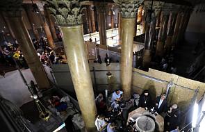 Naukowcy zaskoczeni nowym odkryciem w bazylice Narodzenia Pańskiego w Betlejem