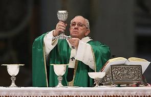 Papież nadał kolejnym kapłanom te same uprawnienia co tzw. misjonarzom miłosierdzia
