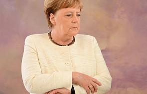 Niemcy: kanclerz Merkel trzęsła się na całym ciele. Rzecznik rządu: kanclerz czuje się dobrze